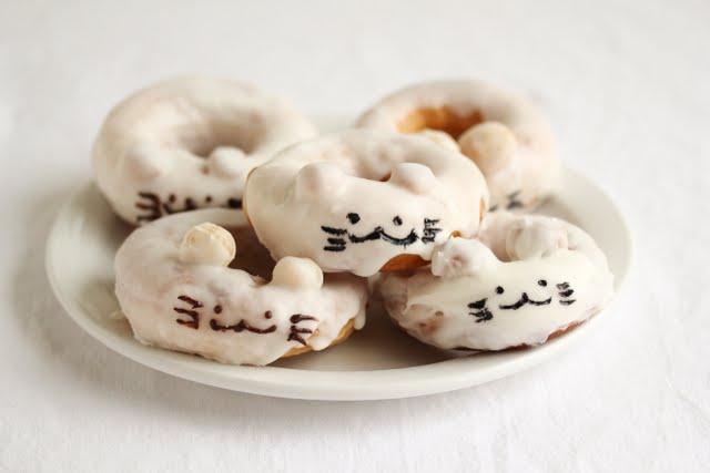 Mouse Doughnuts