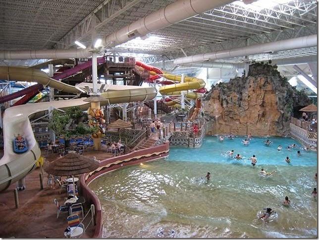 6 parchi acquatici indoor pi grande del mondo viaggi e for Planimetrie seminterrato 2000 piedi quadrati