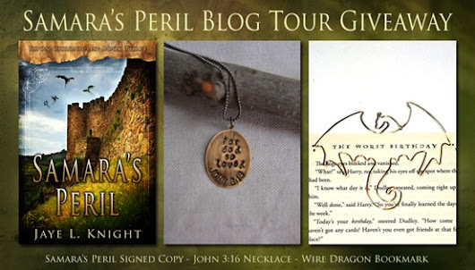 Samara's Peril Blog Tour—Conclusion