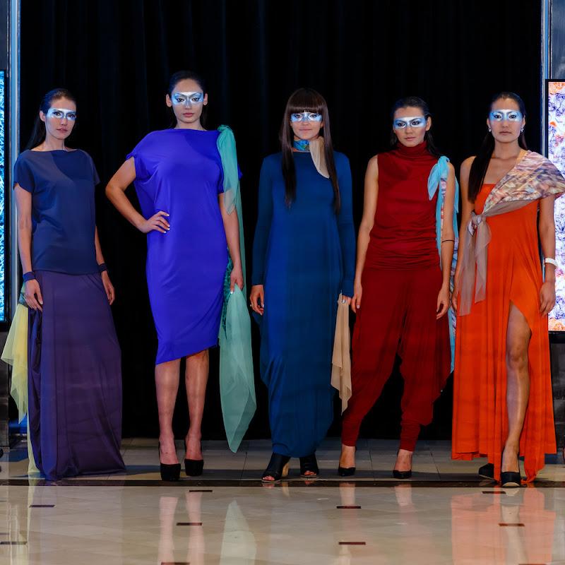 'In Dresses Veritas' collection by Natasha Makhova