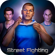 Grand Auto Street Fighting - Thief Gangster Crime