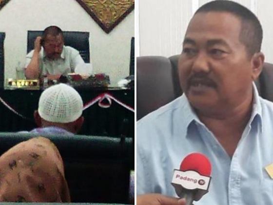 Lahan dan Rumah Terancam Hilang, Warga Mengadu ke DPRD Kota Padang, Amril Amin Geram: Jangan Dibodoh-bodohi Warga yang Tidak Tahu Hukum