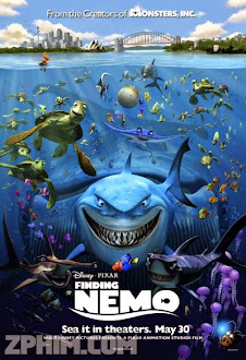Đi Tìm Nemo - Finding Nemo (2003) Poster