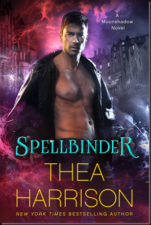 Spellbinder (Moonshadow #2) by Thea Harrison