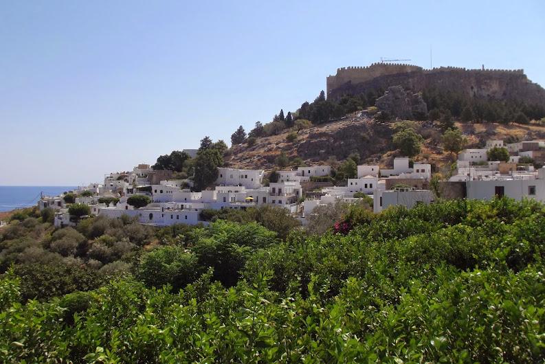 Греция – любовь моя: круиз Costa Classica, знойный август 2014
