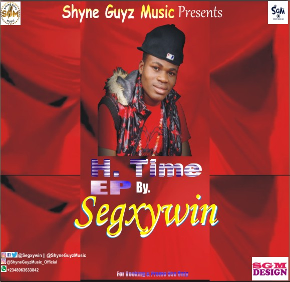 Segxywin - H Time EP [Extension Play] @segxywin