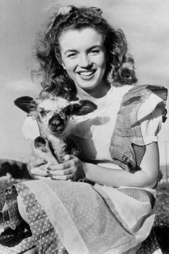 Norma Jeane Baker...