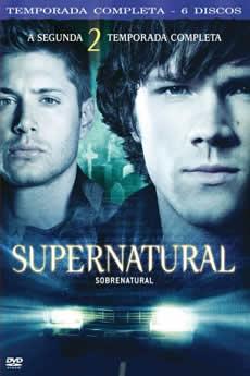 Baixar Série Supernatural 2ª Temporada Torrent Dublado Grátis