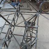 Forstærket hjulmontering, max vægt øges med 40 kg i forhold til ZY