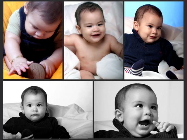 Consejos para realizar photoshoot publicitario de niños