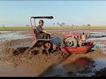 """Lagi Viral """" Traktor modifikasi """" Karya Warga Karawang, Berikut Videonya"""