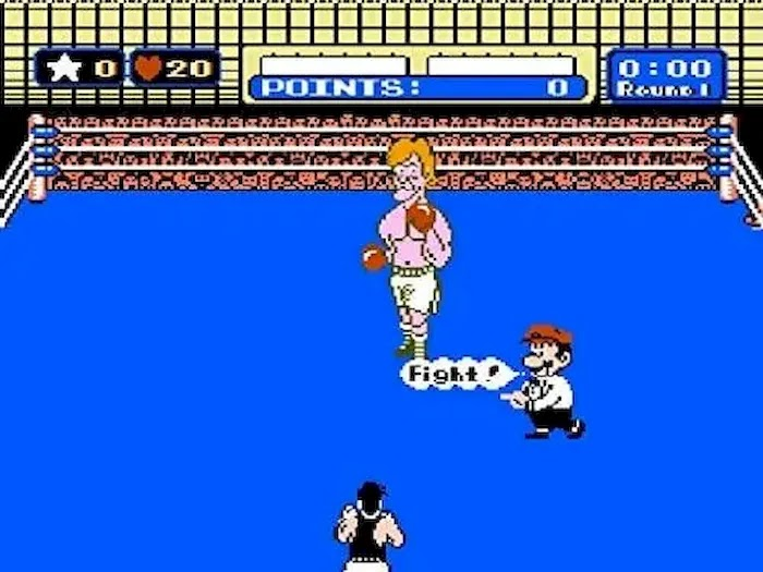 Best NES Games of All Time Punch Out