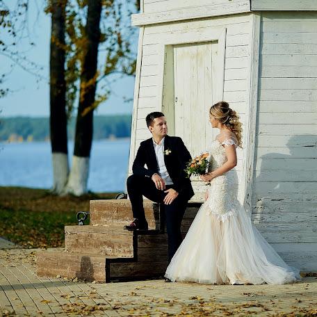 Wedding photographer Vadim Dorofeev (dorof70). Photo of 18.10.2017