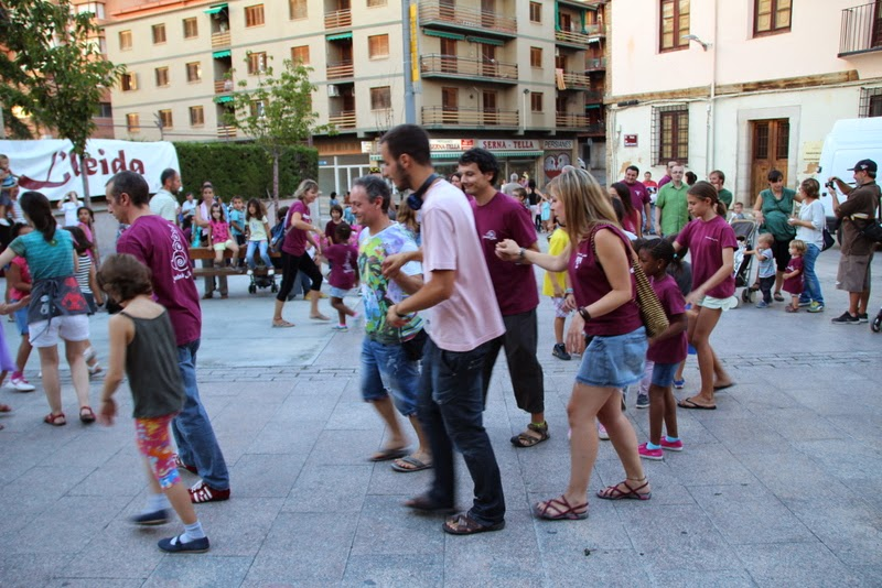 Festa infantil i taller balls tradicionals a Sant Llorenç  20-09-14 - IMG_4401.jpg