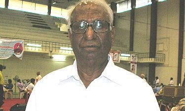 2008 Winter Nationals - BFI President Emeritus P.C. Goenka
