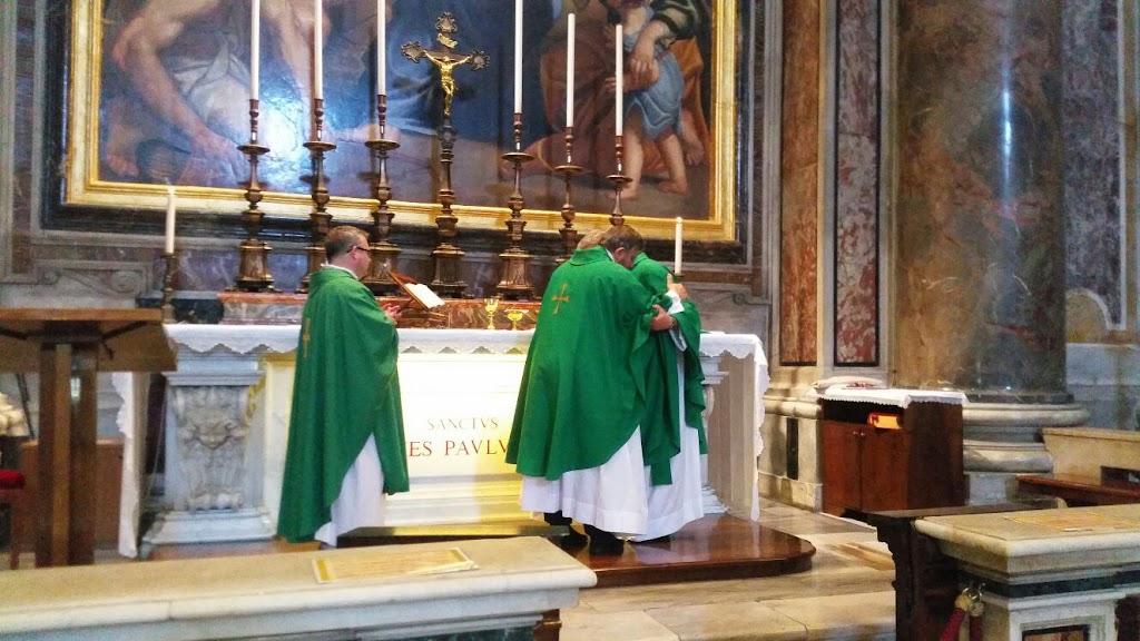 Msza św. przy grobie św. Jana Pawła II, 10 czerwca 2016 - IMG-20160610-WA0008.jpg