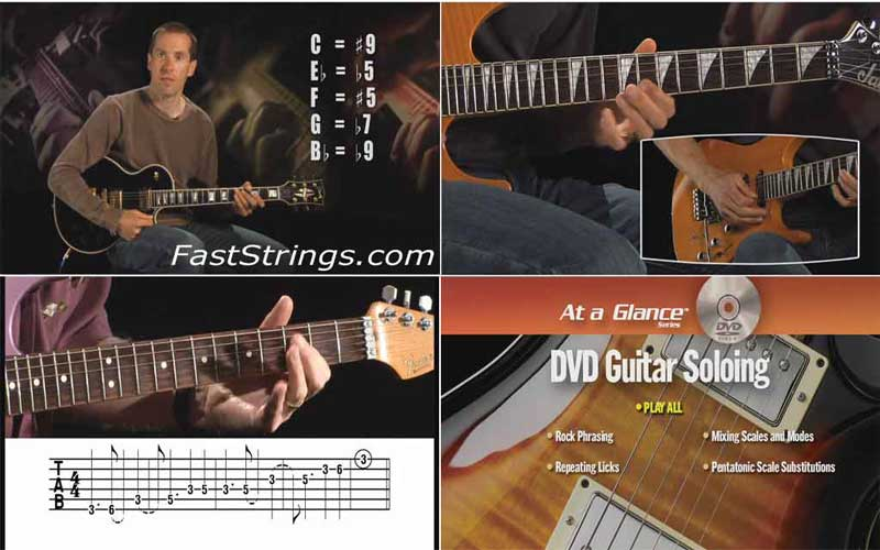 At a Glance: Guitar Soloing