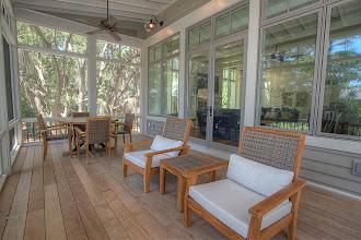 Photo: Screened Porch