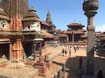 Bahktapur, Nepal