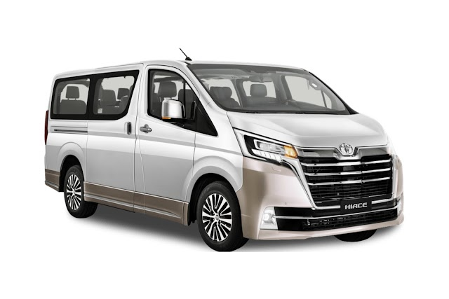 2020 Toyota HIACE Pricelist as of April 2020!