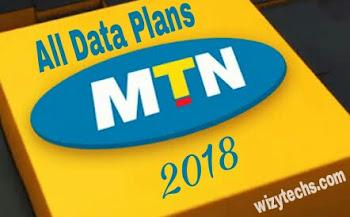 MTN data plan 2018