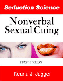 Cover of Keanu Jagger's Book Nonverbal Sexual Cuing