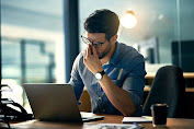 6 Tips sederhana mengatasi stress di tempat kerja