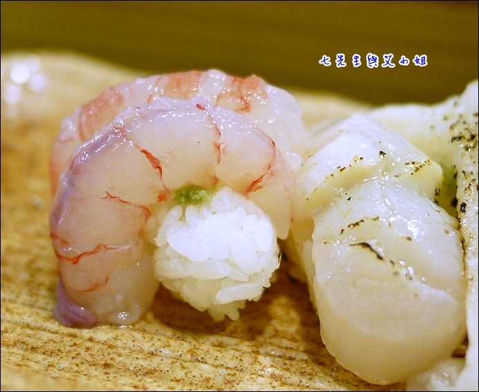 10 甜蝦握尤其美味