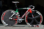 Cipollini Speed Campagnolo Record Complete Bike at twohubs.com