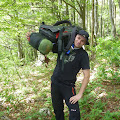 Vlado smišlja alternativne načine transporta ruksaka
