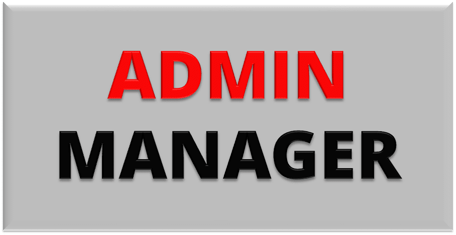 JOB POSITION AVAILABLE AS AN ADMIN MANAGER IN JEFFERY'S BAY