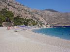 Η παραλία Απελλά