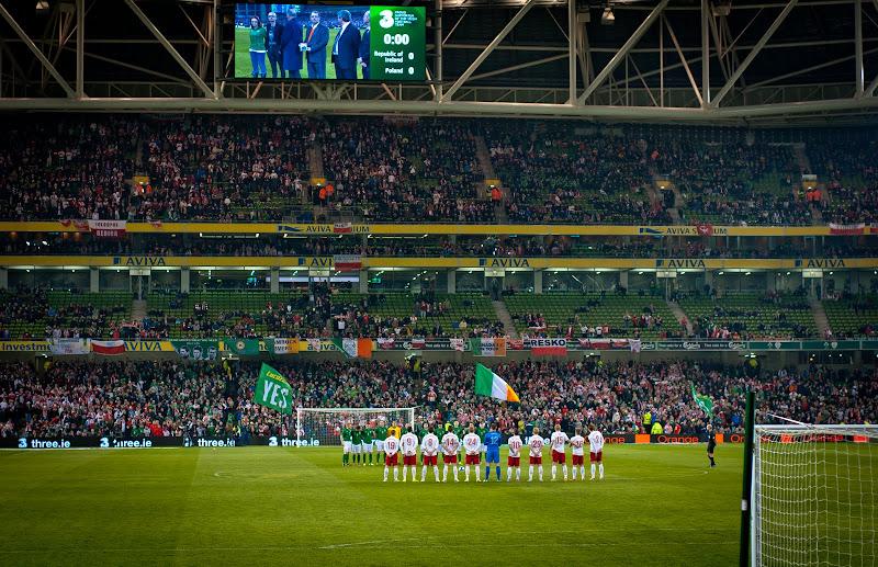 Dublin: Irlandia - Polska 2-0