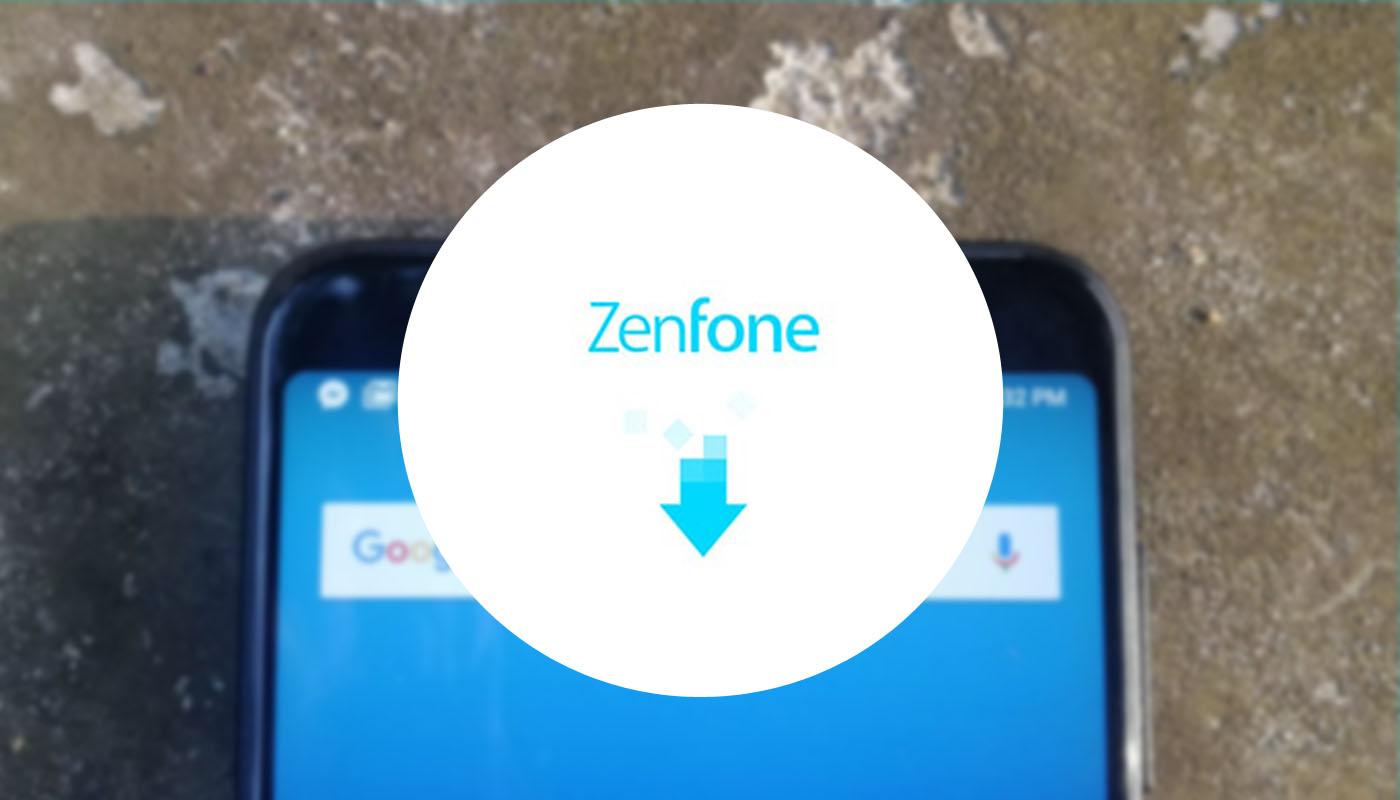 update ota asus zenfone max pro m1