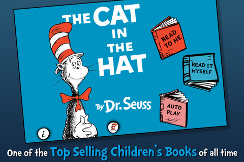 The Cat in the Hat Main Page