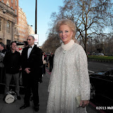 WWW.ENTSIMAGES.COM -  Princess Michael of Kent  arriving at      The Asian Awards at Grosvenor House, 86-90 Park Lane, London April 16th 2013                                            Photo Mobis Photos/OIC 0203 174 1069