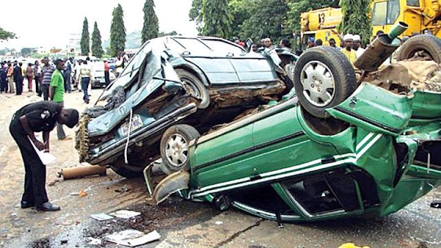 Sad ! AIT Journalist, Wife And Three Children Die In Auto Crash