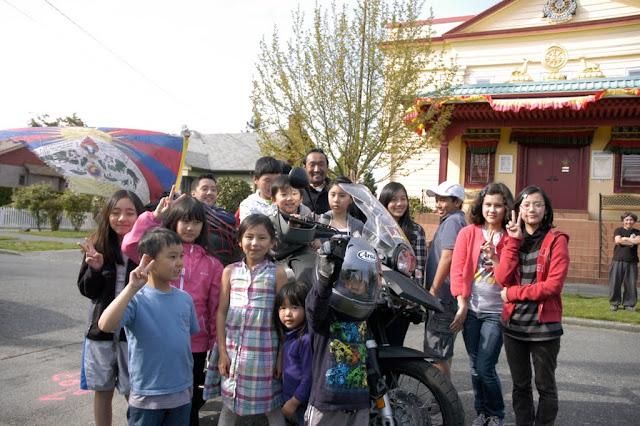 Free Tibet World Tour by Lhakpa Tsering in Seattle - DSC_0387.JPG