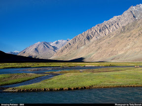 On the way to Shandur Pass - near Barsat