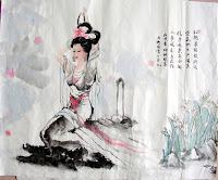 xi shi mujer belleza china