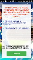 Indian Premier League 2019 - Tips and Predictions APK screenshot thumbnail 2