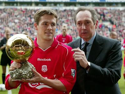Siapa pemain yang pernah membela Liverpool dan Manchester United?