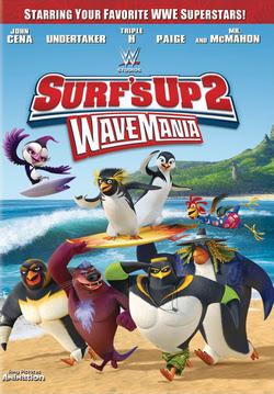 Surf's Up 2: WaveMania Poster