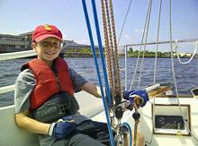 J/30 sailor will lusty sailing fast!