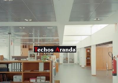 Precio montadores techos desmontables Madrid