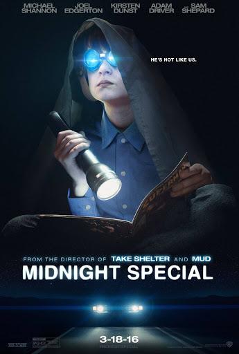 Midnight Special (2016) เด็กชายพลังเหนือโลก