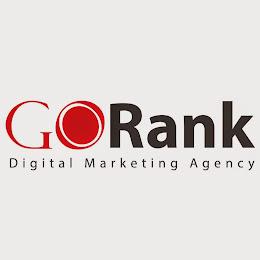GO Rank logo