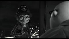 le chef des pompiers