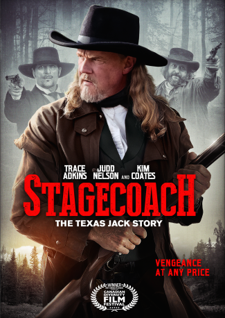 The Texas Jack Story - Stagecoach - Viễn Tây Sinh Sát