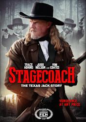 The Texas Jack Story - Stagecoach - Viễn Tây Sinh Sát